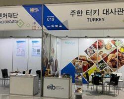 Türk ihraç ürünleri Kore yolcusu Ege Bölgesi'nden Güney Kore'ye yapılan ihracat ikiye katlandı