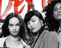 Paris Moda Haftası'nda güçlü kadınların sesi L'ORÉAL Paris Podyumundan yükselecek