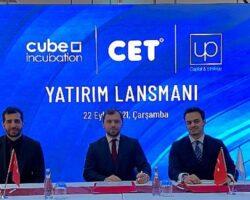Teknopark İstanbul Girişimi CET, 12 Milyon Dolar Değerleme Üzerinden Yatırım Aldı