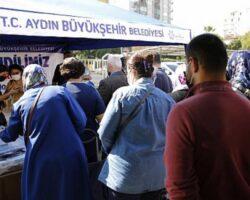Aydın Büyükşehir Belediyesi'nden Mevlid Kandili hayrı