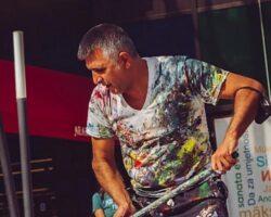 Dünyaca Ünlü Sanatçı Orhan Cebrailoğlu Uluslararası Bilkent Sanat Festivali'nde